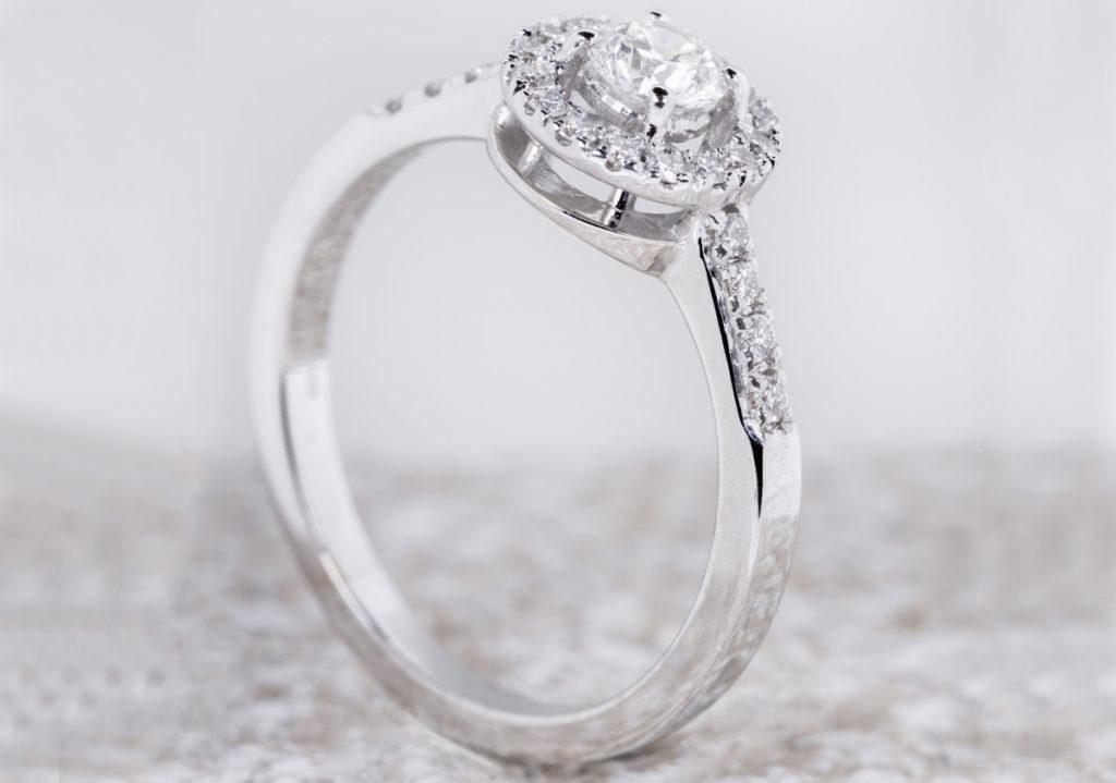 anello diamante Siracusano Gioielli